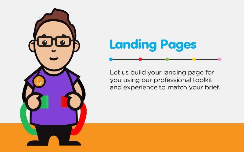 SimplePage Shop Header Landing Pages