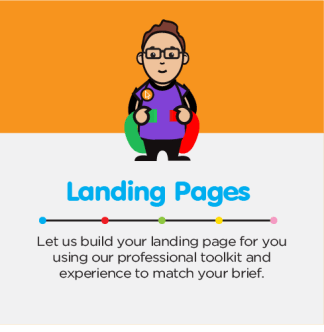 SimplePage Shop Header Landing Pages