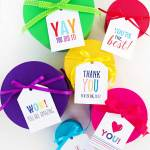 celebration gift tags