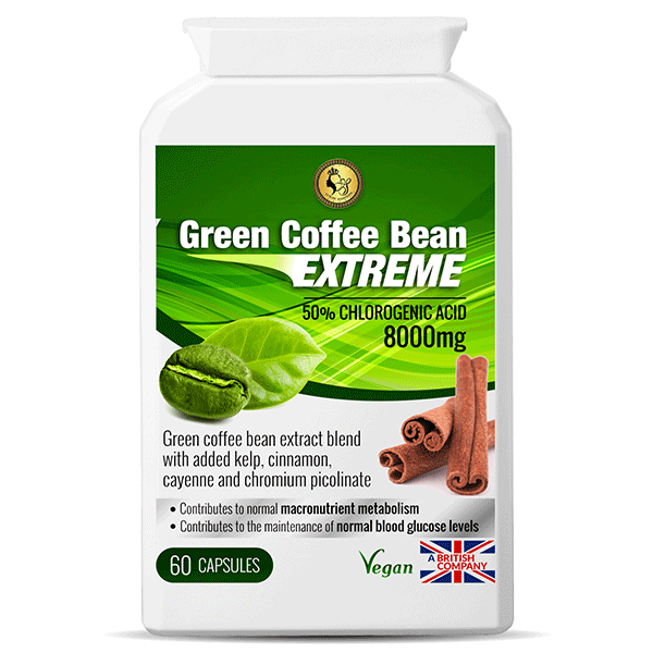 GREEN COFFEE BEAN EXTREME