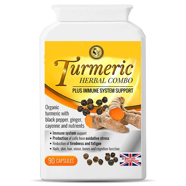 Tumeric Herbal Combo