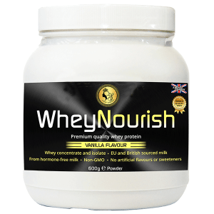 WheyNourish (Vanilla Flavour)