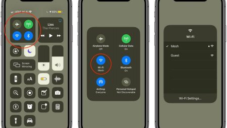 Want to Push Some Buttons? Make the Most of Control Center in iOS