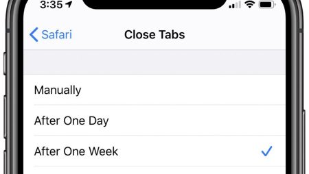 Prevent Unsightly Tab Buildup in Safari on Your iPhone and iPad