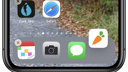 Rearrange Icons on Your iPhone or iPad Home Screens More Easily