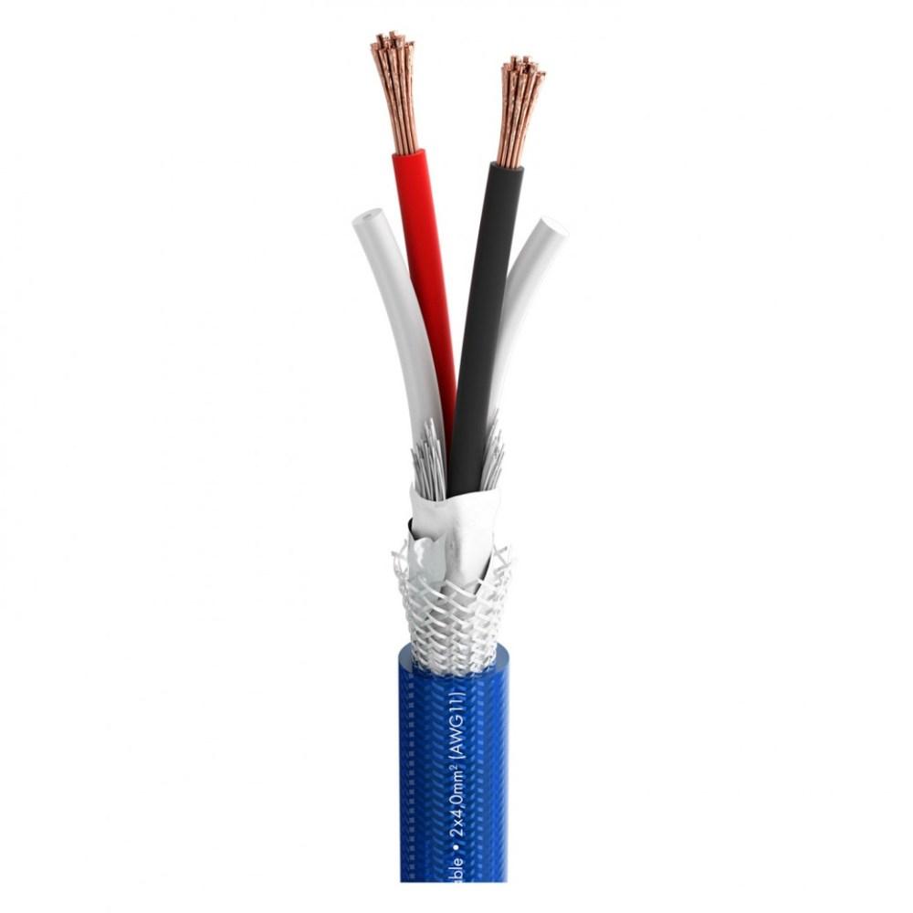 medium resolution of speaker cable sc dual blue 2 x 4 00 mm s pvc 15 50 mm aqua