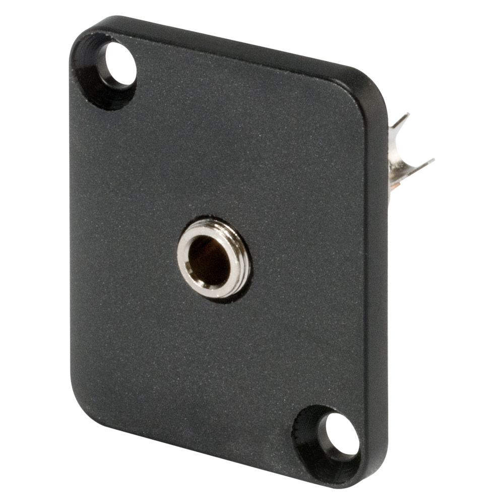 medium resolution of hicon mini jack 3 5mm 3 pole metal soldering female connector nickel plated contact s type d black