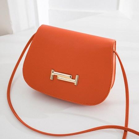 orange side bag