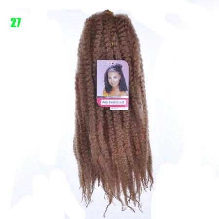 marley hair color 27