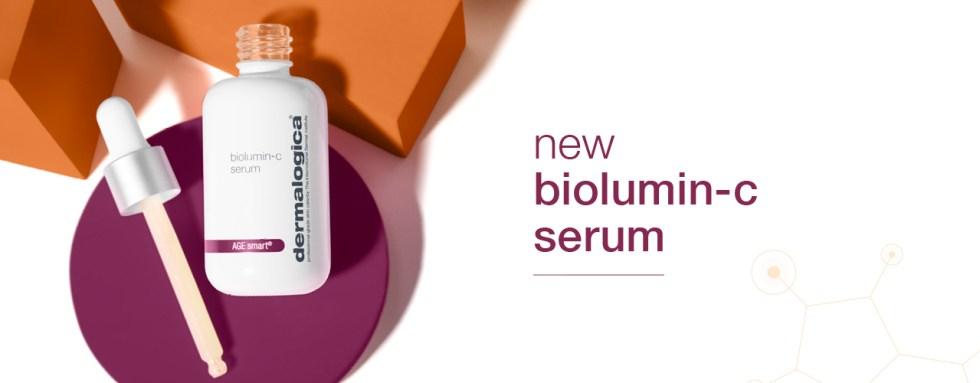 BioLumin-C Serum Banner