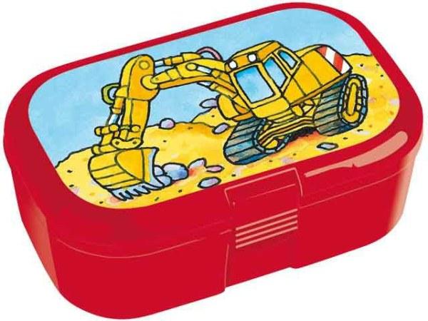 Mini Lunchbox, Bagger   Lutz Mauder