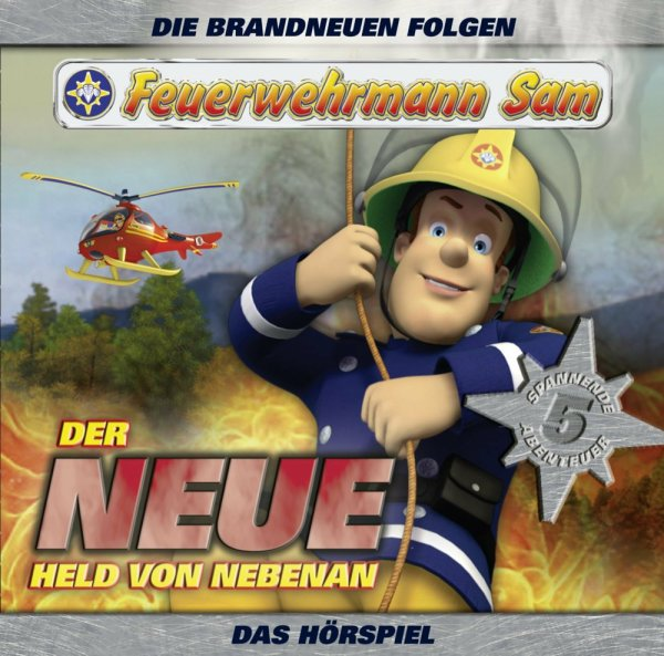 CD-Feuerwehrmann Sam - Der ne   Wildschütz