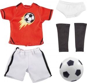 Michael Fußballstar Outfit | Käthe Kruse