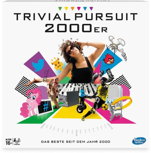Trivial Pursuit 2000er Edition   Hasbro