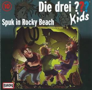 CD Kids 10 Spuk | Kosmos