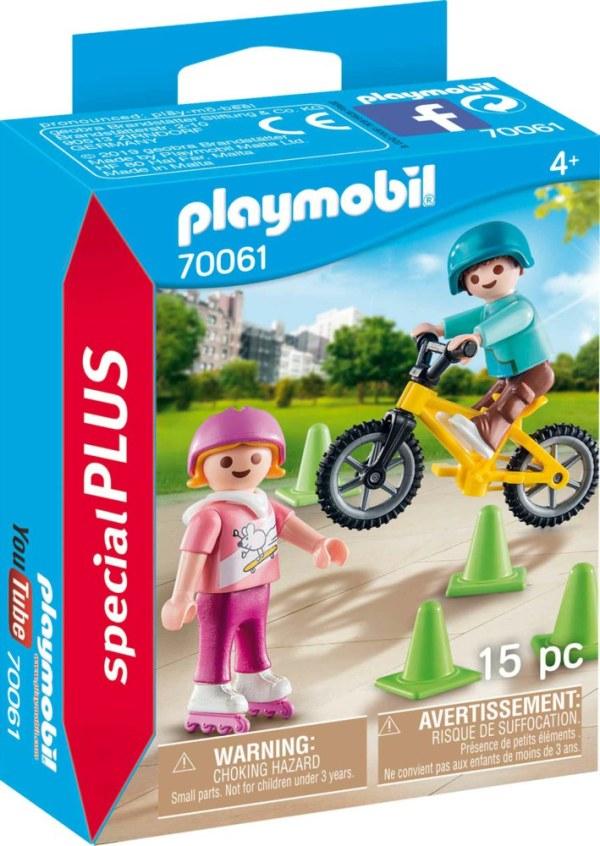 Kinder m, Skates u, BMX | Playmobil