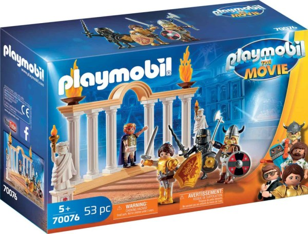 PLAYMOBIL: THE MOVIE Kaiser M   Playmobil
