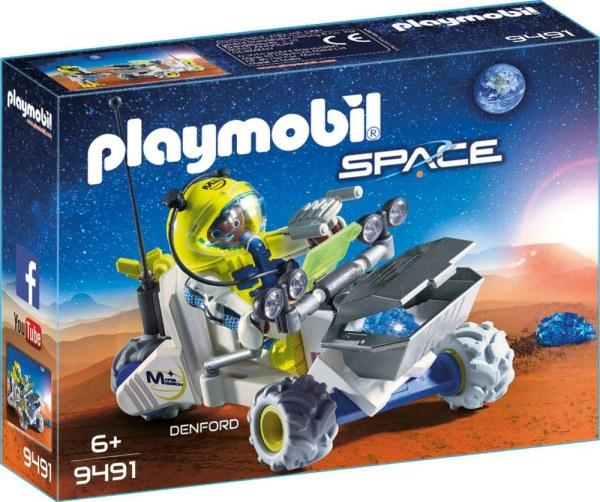 Mars-Trike | Playmobil