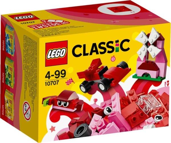 Lego 10707 Kreativ Box Rot   Lego