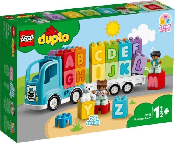LEGO® DUPLO® 10915 Mein erster ABC-Lastwagen | Lego