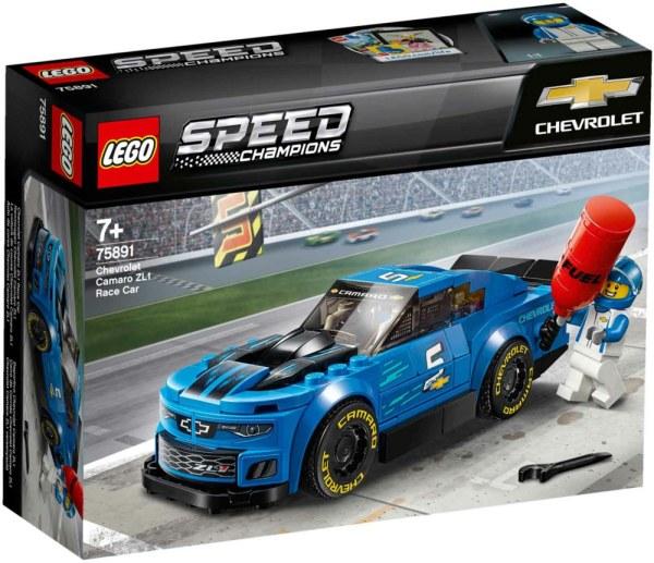LEGO® Speed Champions 75891 Rennwagen Chevrolet Camaro ZL1 | Lego