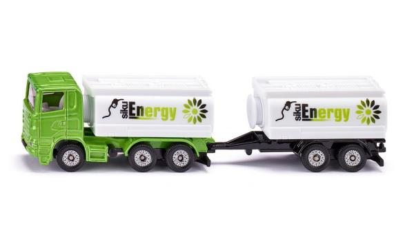 LKW mit Tankwagenaufbau | SIKU