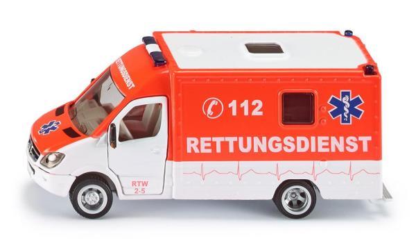 Rettungswagen | SIKU
