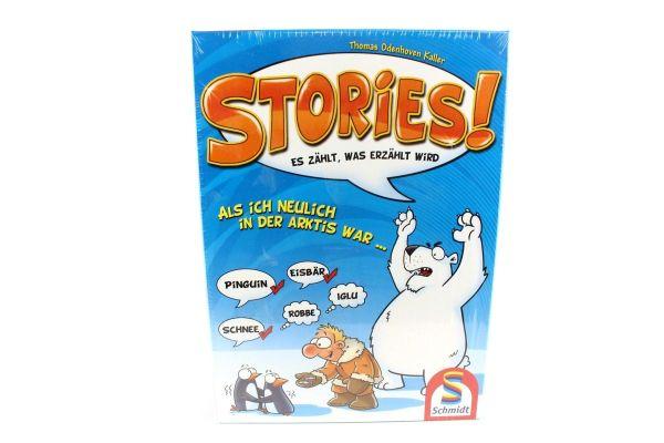 Stories! | S,S,F, Schmidt Spiele