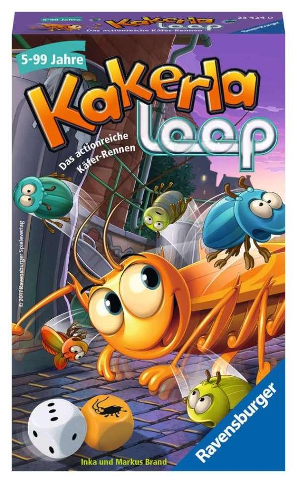 Kakerlaloop (MBS) D-Mitbringspiele | Ravensburger Spielverlag