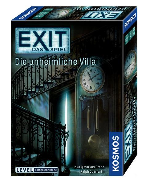 Exit - Unheimliche V | Kosmos