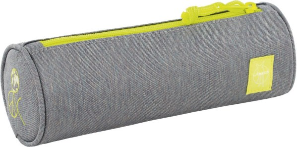 School Pencil Case About Friends mélange grey | Lässig