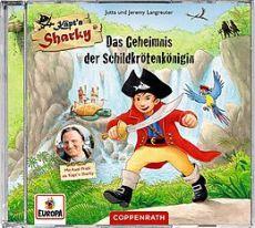 CD Hörspiel: K,Sharky - Das G | Coppenrath