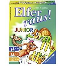 Elfer raus! Junior D-Ravensburger® Kartenspiele | Ravensburger Spielverlag