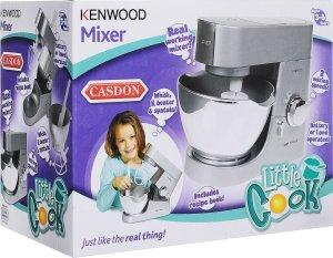 Kenwood Titanium Mixer für Ki | Idee + Spiel