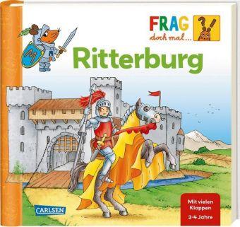 Frag Maus SW Ritterburg | Carlsen Verlag