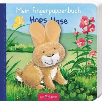 Fingerpuppe: Hops Hase | Ars Edition