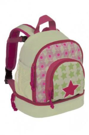 Mini Backpack Starlight magenta | Lässig