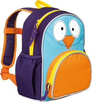 Mini Backpack Update Wildlife Birdie | Lässig