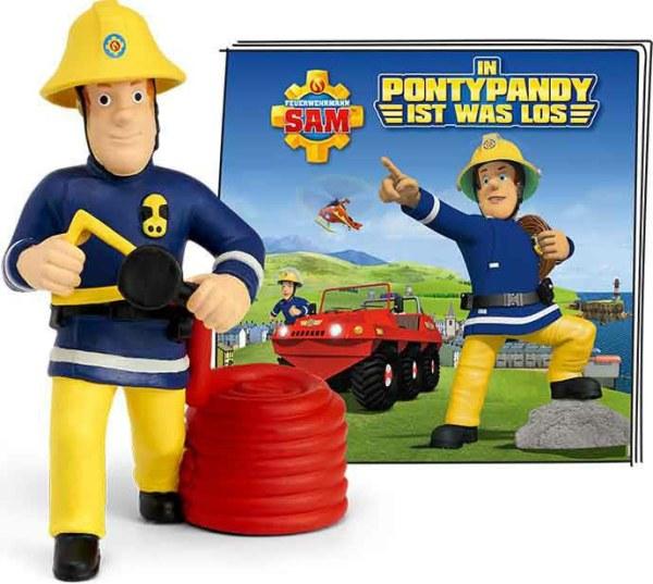 Feuerwehrmann Sam - In Pontypandy ist was los   Tonies-Boxine Sales DAB