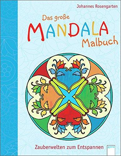 Das große Mandala-Malbuch, Za   Arena