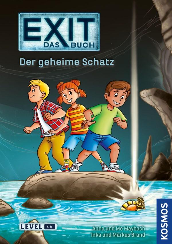Exit-Buch Kids Schat | Kosmos