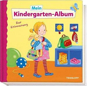 Mein Kindergarten-Album (Mädc | Tessloff Verlag