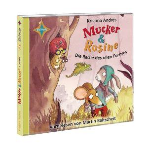 Andres,Mucker & Rosine 2,Rache CD   Beltz