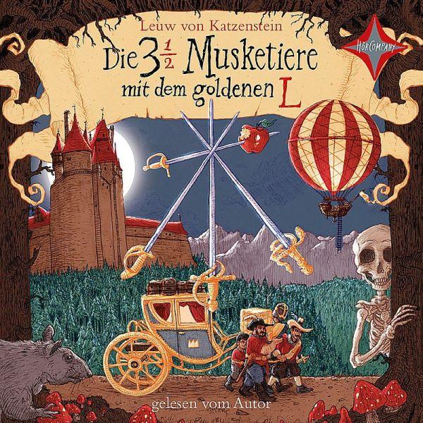 Katzenstein,Musketiere CD | Beltz