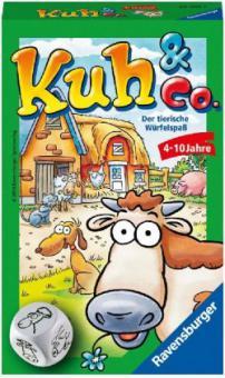 Kuh & Co, D-Mitbringspiele | Ravensburger Spielverlag