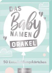Babynamenorakel (Karten) | Ars Edition