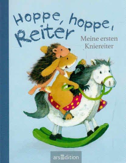 Hoppe, hoppe, Reiter | Ars Edition
