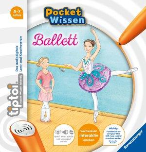 tiptoi® Pocket Wissen: Ballett   Ravensburger Buchverlag
