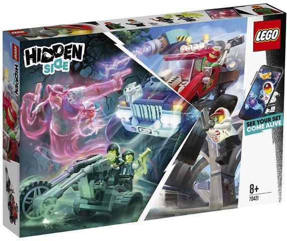 LEGO® Hidden Side 70421 El Fuegos Stunt-Truck | Lego