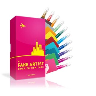 Fake Artist Goes To NY | Pegasus Spiele